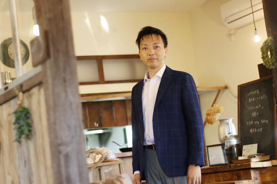 代表取締役 中井博文